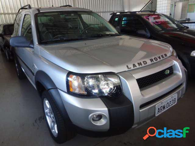 Land rover freelander 2 dynamic 2.0 si4 - cascavel
