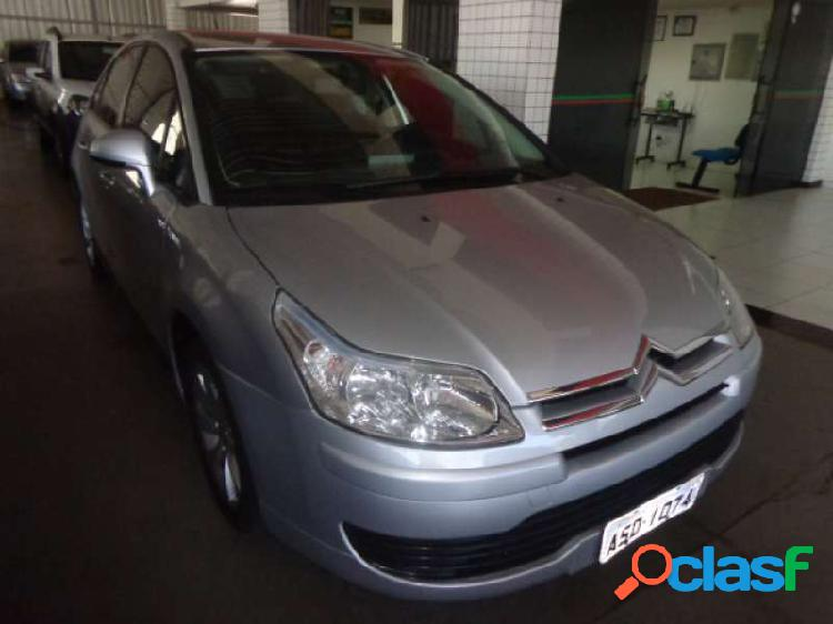 Citroen c4 glx 2.0 (flex) - cascavel
