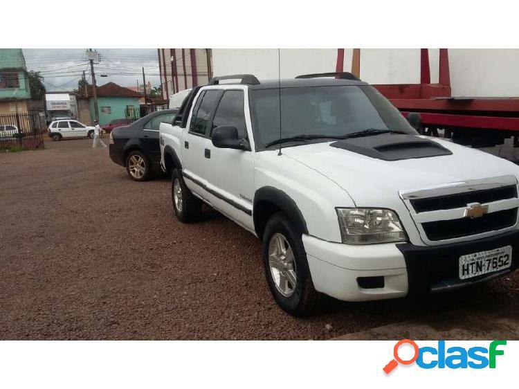 Chevrolet s10 tornado 4x4 2.8 turbo electronic (cab dupla) - toledo