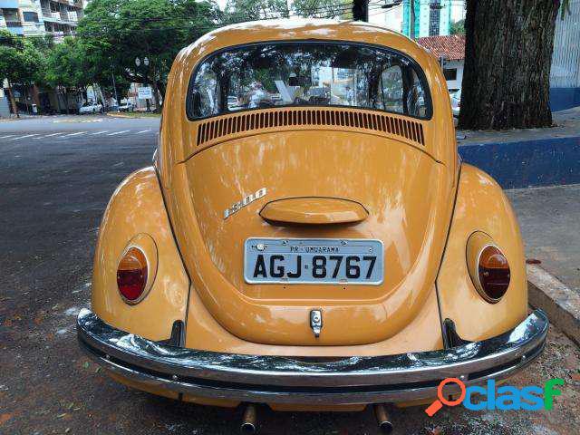 Volkswagen fusca 1300 - umuarama