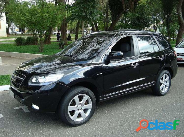 Hyundai santa fe gls 2.7 v6 4x4 - cascavel