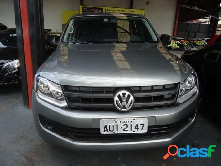Volkswagen amarok 2.0 tdi cd 4x4 trendline - londrina