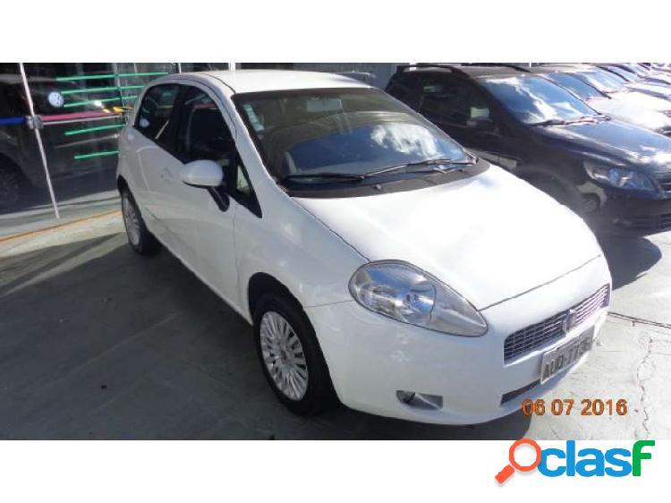 Fiat punto essence 1.6 16v (flex) - cascavel