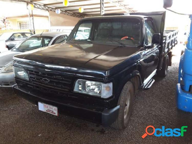 Chevrolet d20 pick up custom luxe 4.0 (cab simples) - toledo