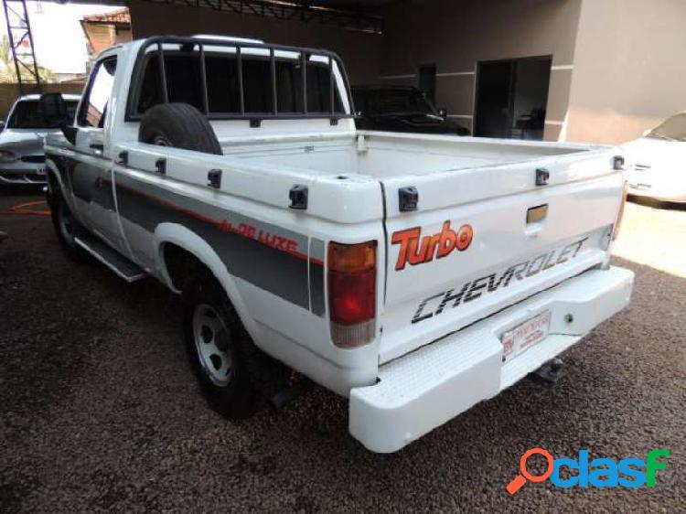 Chevrolet d20 pick up custom luxe turbo 4.0 (cab simples) - Toledo 1