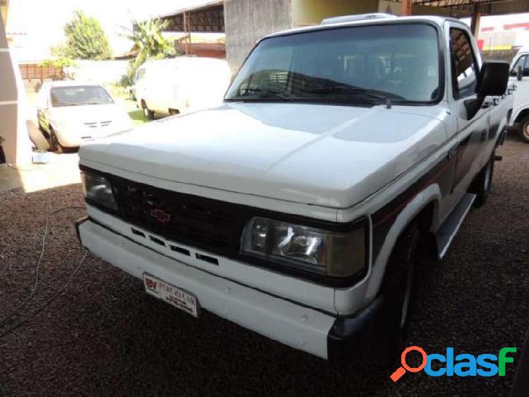 Chevrolet d20 pick up custom luxe turbo 4.0 (cab simples) - Toledo 3