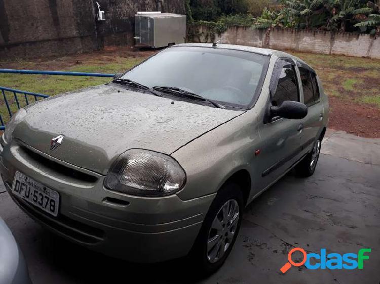 Renault clio sedan rn 1.0 16v - toledo