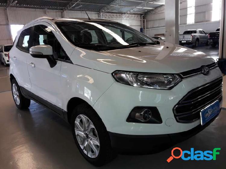 Ford ecosport titanium 2.0 16v (aut) (flex) - toledo