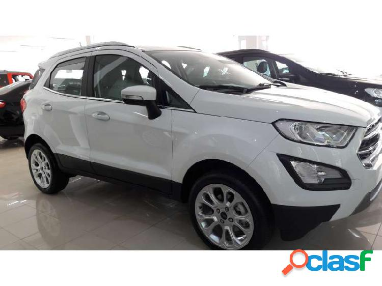Ford ecosport titanium 2.0 16v (flex) (aut) - toledo