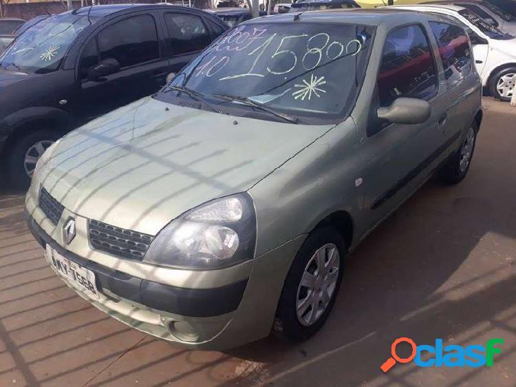 Renault clio 1.0 16v (flex) 2p - Cascavel 3