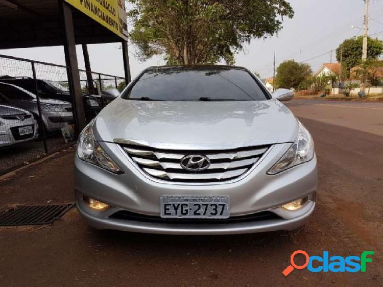 Hyundai sonata sedan 2.4 16v (aut) - entre rios do oeste