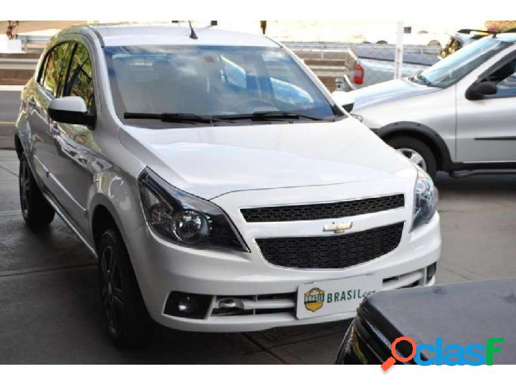Chevrolet agile ltz 1.4 8v (flex) - franca