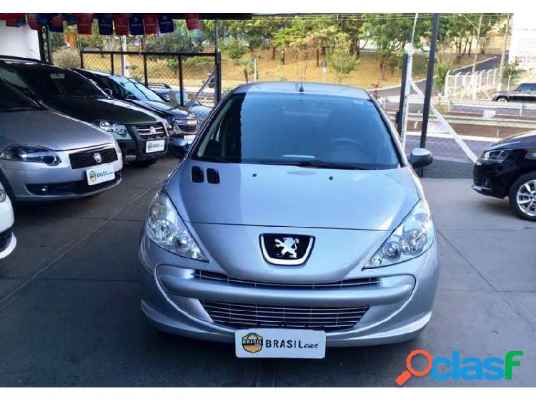 Peugeot 207 hatch xr 1.4 8v (flex) 4p - franca