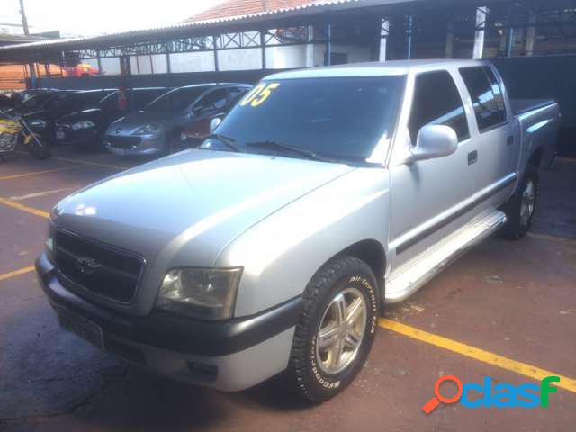 Chevrolet s10 executive 4x4 2.8 turbo electronic (cab dupla) - arapongas