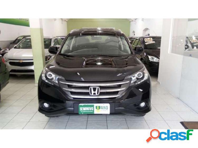 Honda cr-v exl 2.0 16v 4x2 flexone (aut) - s/xc3/xa3o paulo