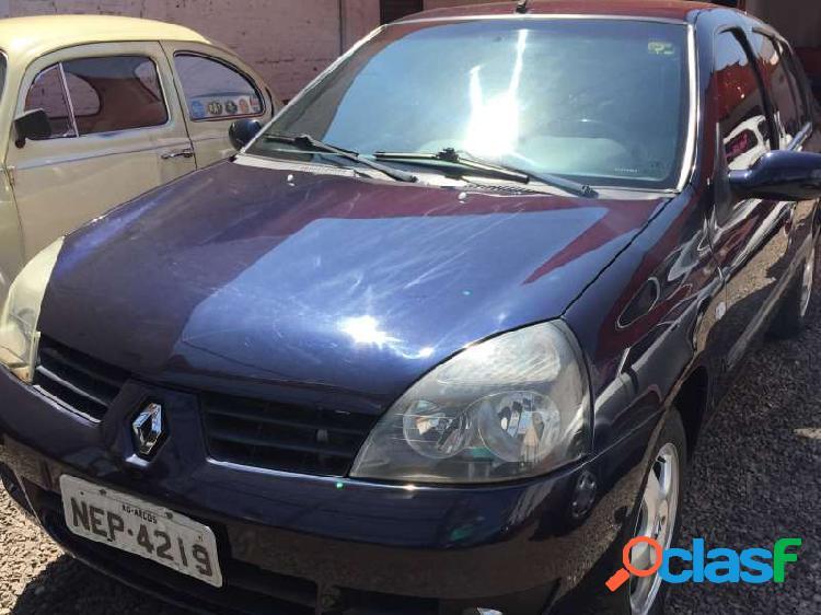 Renault clio sedan privil/xc3/xa9ge 1.6 16v (flex) - arapongas
