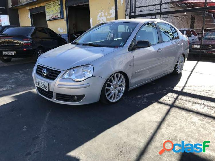 Volkswagen polo sedan 1.6 8v (flex) - arapongas