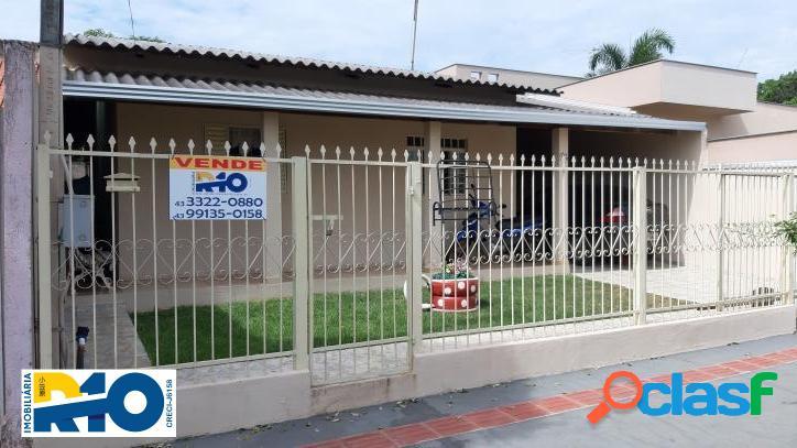 Casa a venda com 3 quartos,sendo 1 suíte 110 m² construção