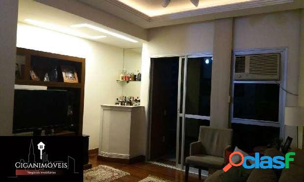 Santa mônica apartamentos - 3qts (1suíte) - 96m²