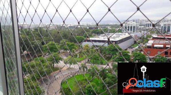 Parque das Rosas - 1suíte + depend - 68m² - Vta pedra Gávea 3
