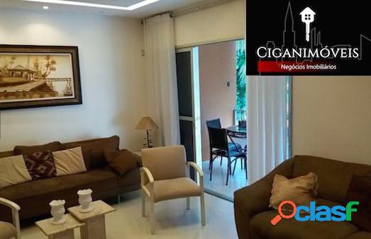 Santa mônica apartamentos - 4qts(1suíte) - 115m² - sol manhã