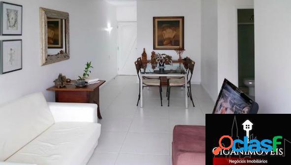 Parque das Rosas - Rosa Viva - 2Qts(1suíte) - 87m²