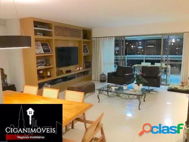 Santa mônica condominium club - 4 suítes - 235m² - sol manhã