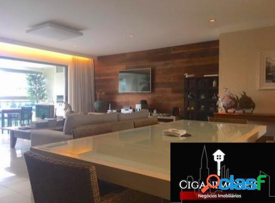 Santa mônica condominium club - 4 suítes - 230m² - sol manhã