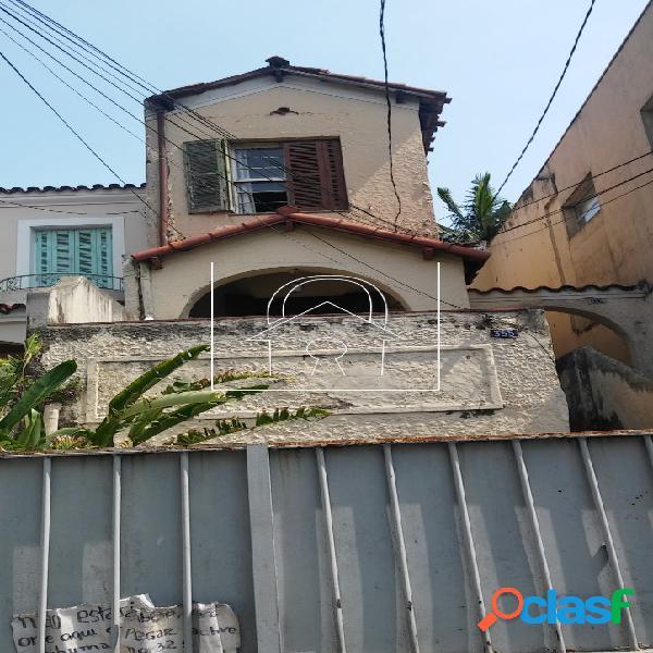 Terreno com 300m² à venda na Vila Clementino - Casa Antiga