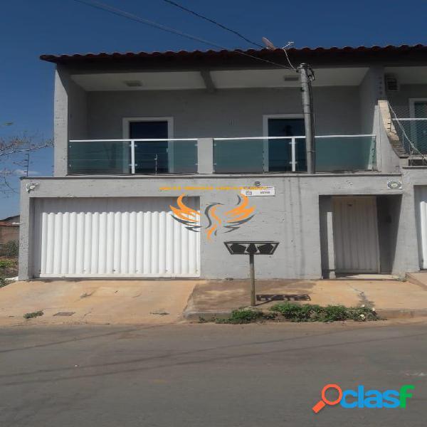 Casa 02 pavimentos excelente localização ibituruna 03 suítes