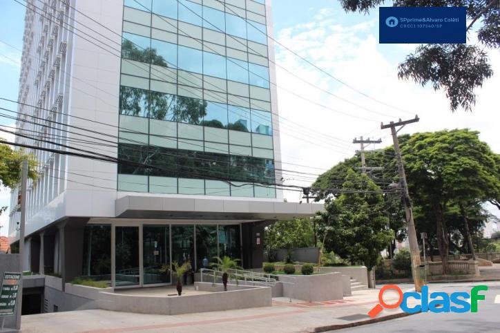 Edifício comercial para locação na região da av. paulista