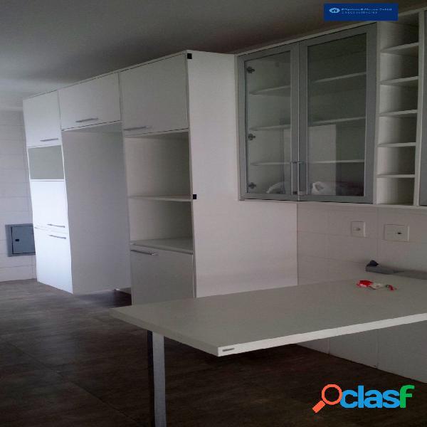 Apartamento 3 dormitórios, 3 suítes - bairro jurubatuba