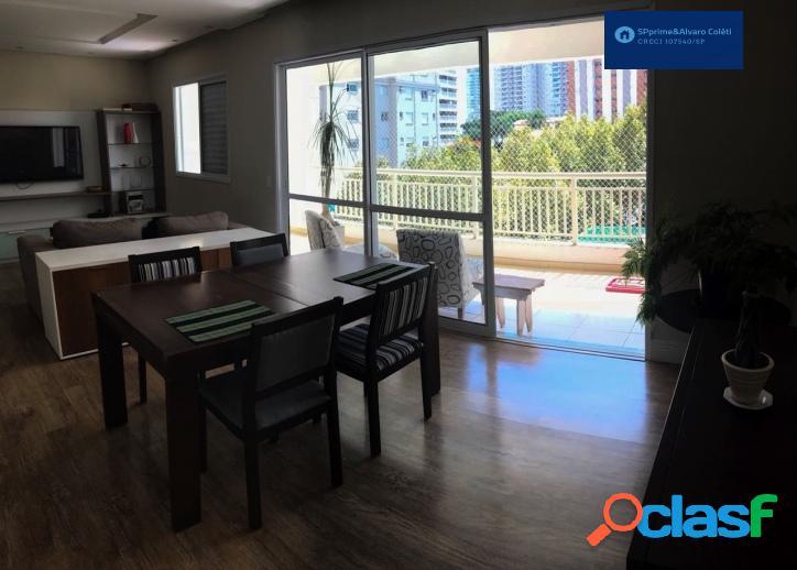 Apartamento com 4 quartos 3 suítes na Vila Mascote 1