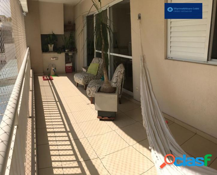 Apartamento com 4 quartos 3 suítes na Vila Mascote 2