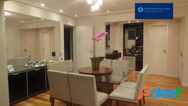Apartamento com 3 quartos 3 suítes no brooklin