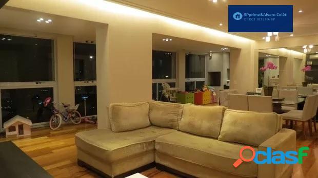 Apartamento com 3 quartos 3 suítes no Brooklin 1