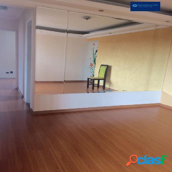 Apartamento com 3 quartos na zique tuma