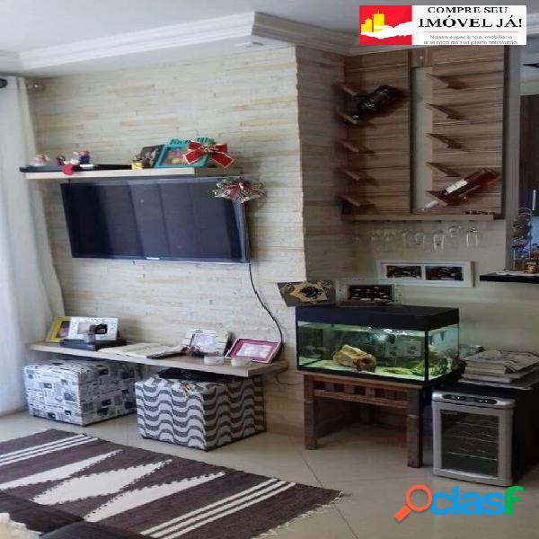Apartamento com 2 quartos no campo limpo