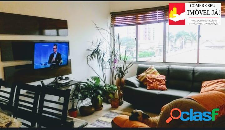 Apartamento com 3 quartos 1 suite 1 vaga na vila alexandria