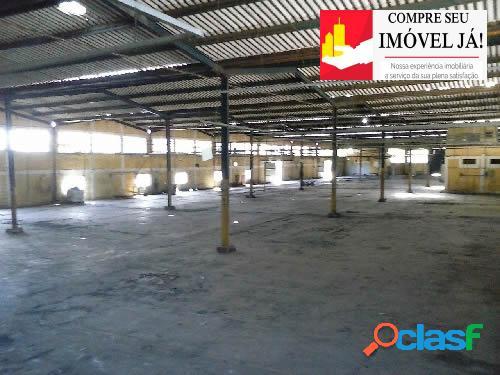 Galpões modulares 900 a 3.000 m² - locação em embu-guaçu-sp