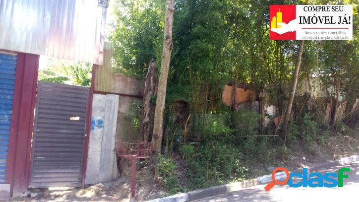 Terreno com 535 m² no bairro pedreira