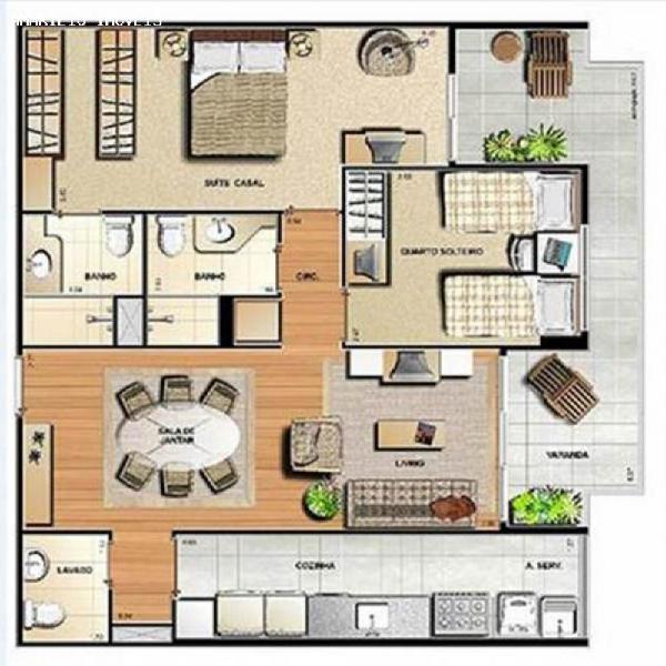 Apartamento 83m2 2qto 1suit.2banh.1gar.lazer urca rj ama1593