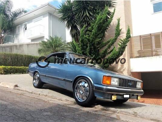 Chevrolet opala comodoro/comod. sle 4.1/2.5 1983/1983