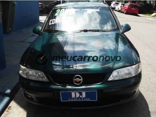 Chevrolet vectra gls/challenge 2.2 mpfi 16v 2000/2000
