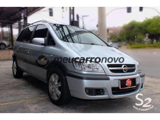 Chevrolet zafira elite 2.0 mpfi flexpower 8v aut 2008/2008