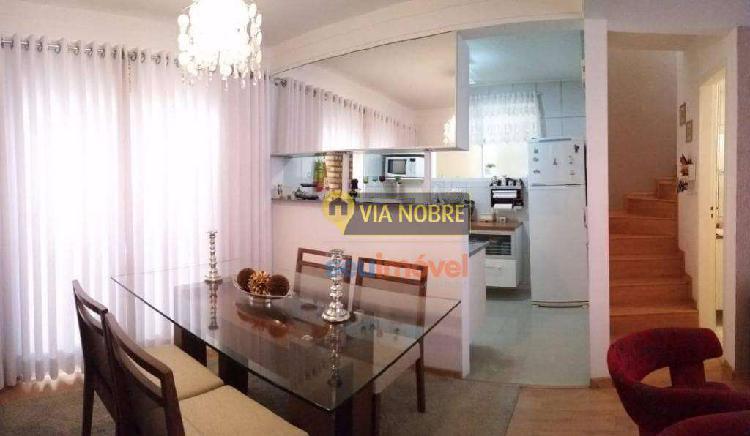 Casa em condomínio, buritis, 3 quartos, 2 vagas, 2 suítes