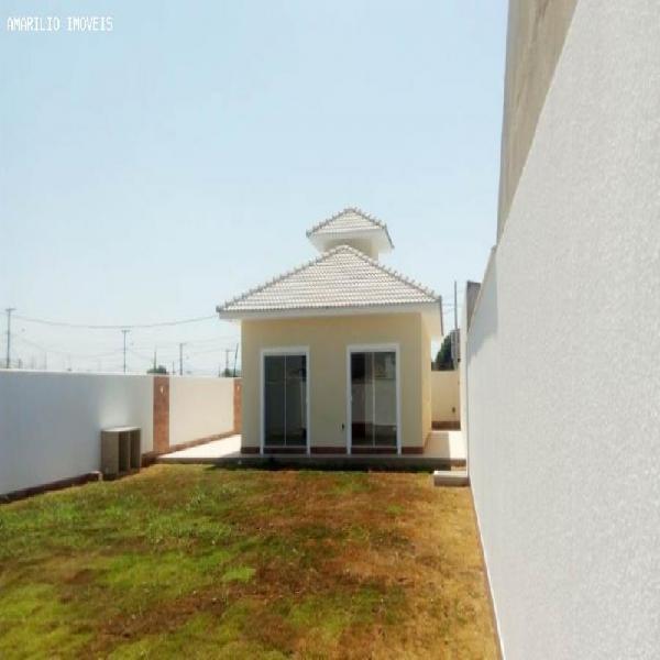 Casa linear 89m2 3qto 1suit.2banh.2gar.p/mar itaipuaçú rj