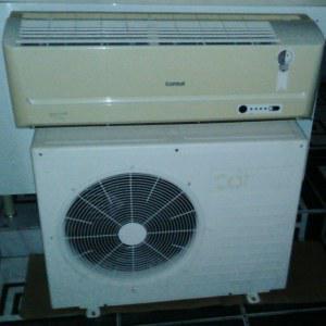 Central de ar condicionado split cônsul 18000 btus