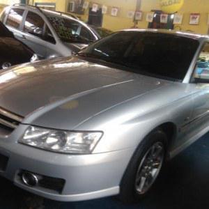 Chevrolet omega cd fittipaldi 3.6 v6 24v 4p 2005