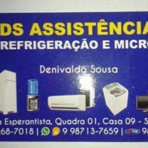 Ds assistência climatização e refrigeração